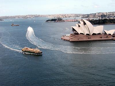 07   Sydney Bridge WALK