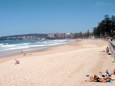 16  Manly Beach