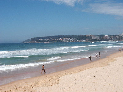 19  Manly Beach