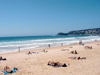 09  Manly Beach