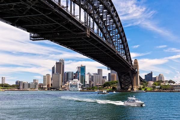 Sydney and Vicinity