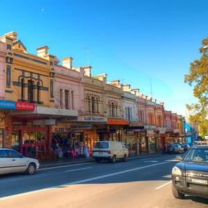 Sydney street views