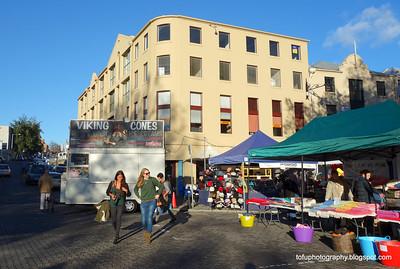 A visit to Salamanca Markets pt 1 - May 2013