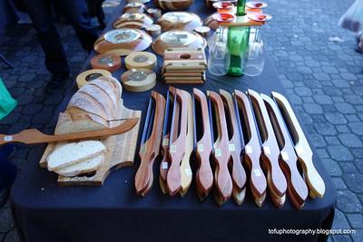 A visit to Salamanca Markets pt 2 - May 2013