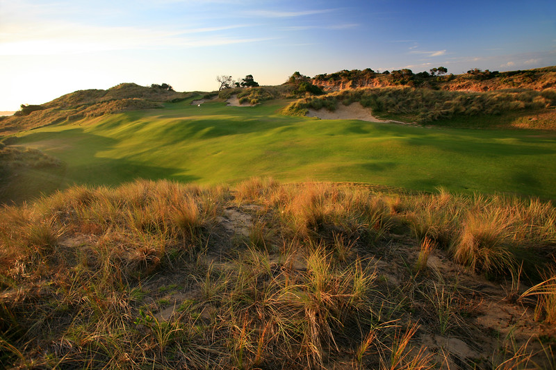 Barnbougle_15side
