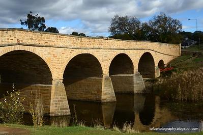 Richmond Bridge - Tasmania - May 2013