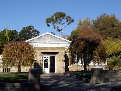 Royal Tasmanian Botanical Gardens, Hobart - May 2007