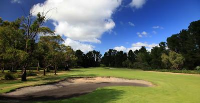Royal Hobart Golf Club, Tasmania, Australia