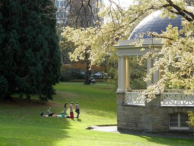 St David's Park, Hobart - May 2007