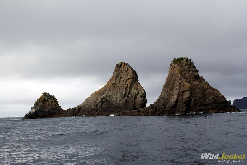 Tasman island from afar