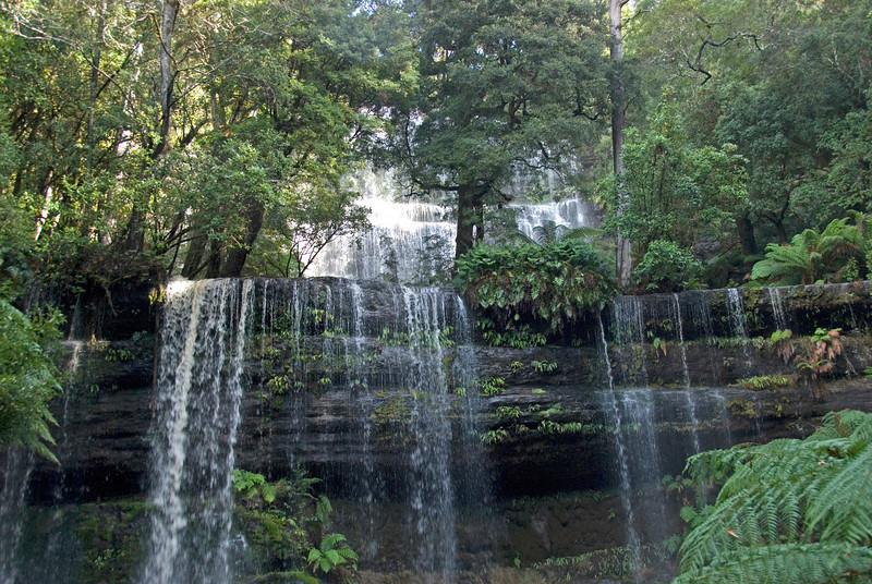 Russell Falls 1, Mount Field National Park- Tasmania, Australia