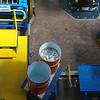 A nyers pémzérmék hordóban érkeznek<br /> <br /> The blanks arrive in heavy barrels