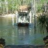 4WD track - river crossing<br /> <br /> 4WD út - folyó átkelős