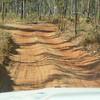 4WD track - dusty<br /> <br /> 4WD út - poros