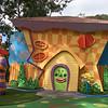The Wiggles house<br /> <br /> Wiggles ház. (Ausztrál gyerekzenekar)