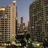 Gold Coast at night<br /> <br /> Gold Coast este