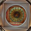Glass dome of Queen Victoria Building<br /> <br /> A Viktória Királynő Épület üvegkupolája