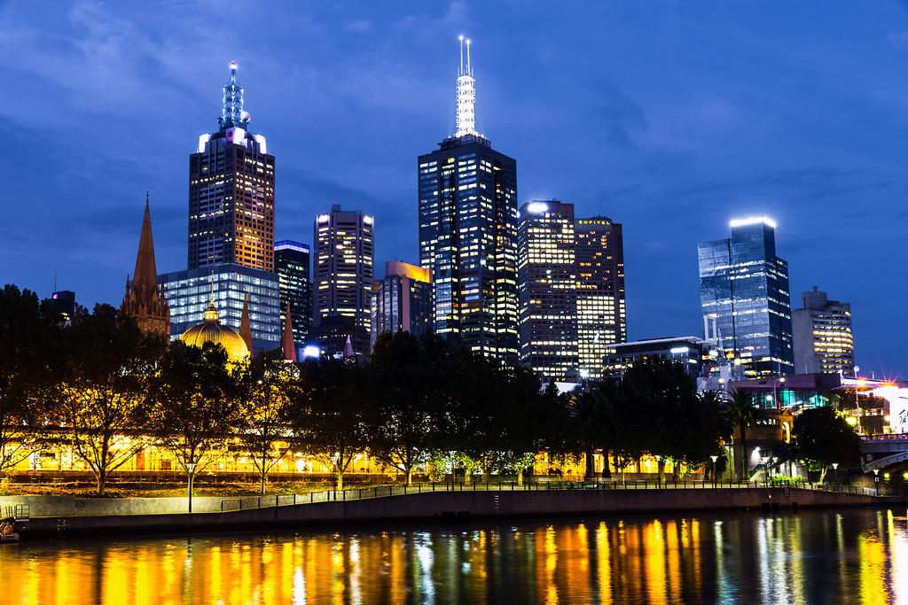 City Lights, Melbourne