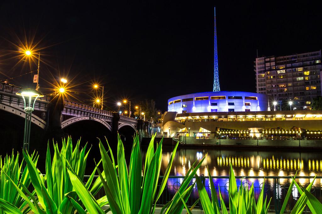 Green & Gold, Yarra River Melbourne