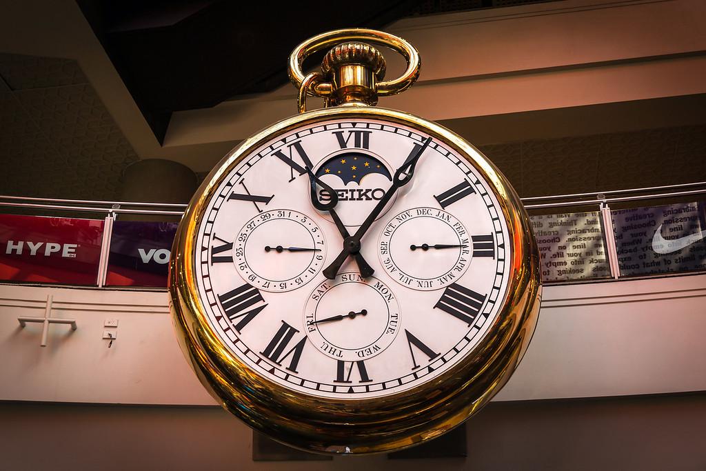 Timepiece, Melbourne Central Shopping Centre