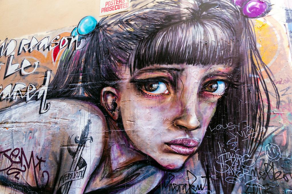 Street Art, Melbourne