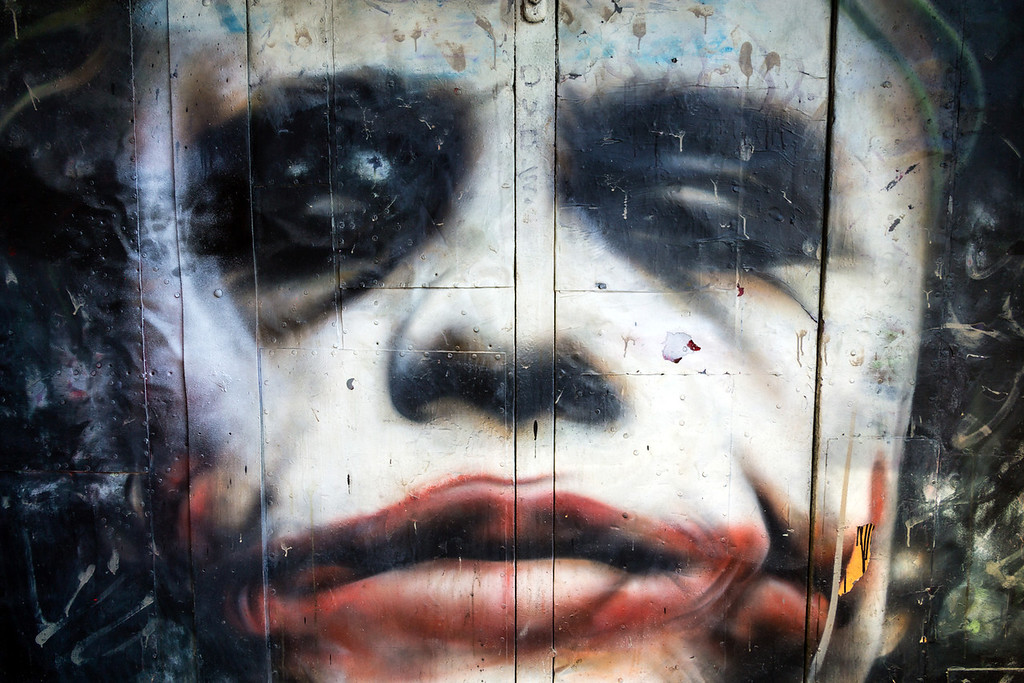 Street Art @ Hosier Lane, Melbourne