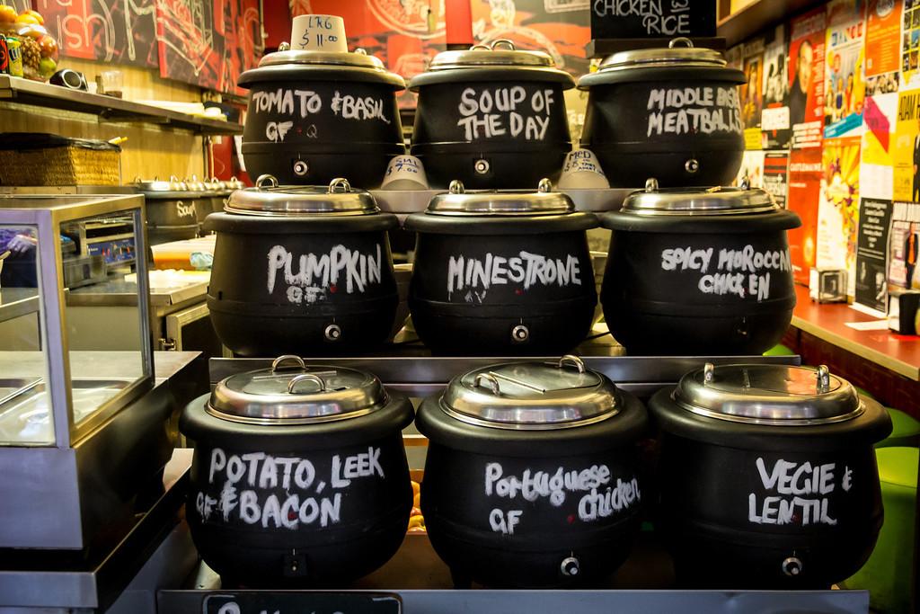 Soup Kitchen, Melbourne