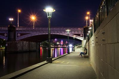 Southbank Promenade, Melbourne