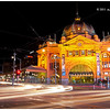 Flinder Street Station<br /> Melbourne