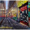 Graffiti Lanes<br /> Melbourne (off Bourke Street Mall)
