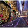 Graffiti Lanes<br /> Melbourne CBD