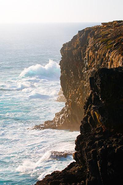 Limestone cliffs, Cape Bridgewater