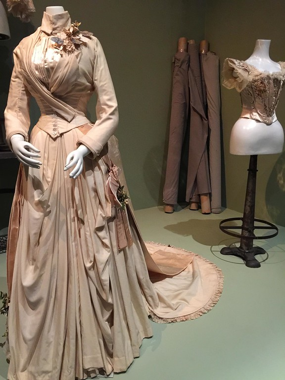 Australian Fashion 1880s