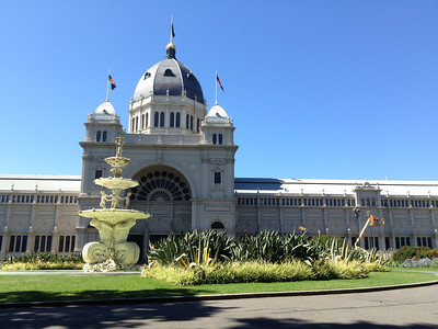 Royal Exhibition Buildings in Carlton Gardens