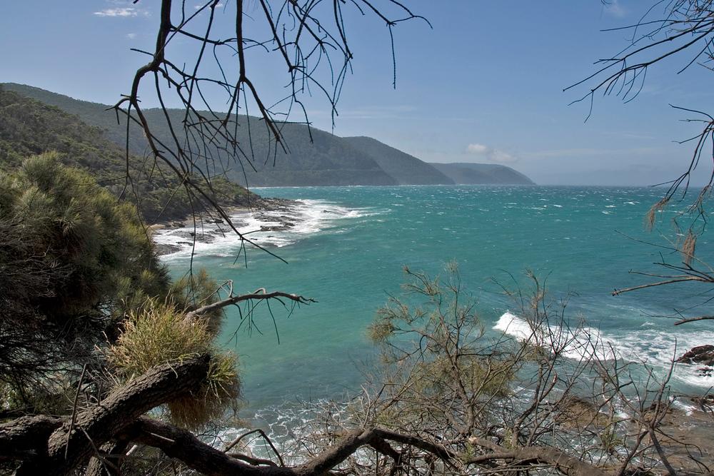 Along the Great Ocean Road, Victoria, Australia