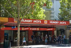 If it looks like Burger King...