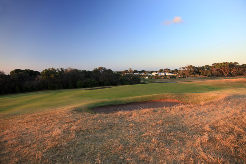 Barwon Heads Golf Club, Bellarine Peninsula, Victoria, Australia
