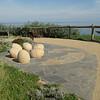 The Ancient Yarra River with Bunjil's eggs. The eggs represent the six traditional groups of the Boon Wurrung people<br /> <br /> Ősi Yarra folyó az őslakosok tojásaival. A tojások a 6 őslakos klánt reprezentálja