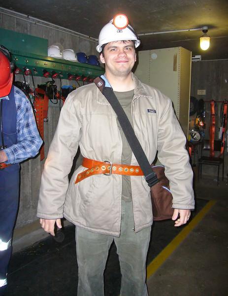 My favorite miner<br /> <br /> A kedvenc bányászom