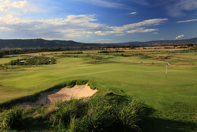 Yering Meadows Golf Course, Yarra Valley, Victoria, Australia