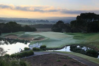 Eagle Ridge Golf Course, Victoria, Australia