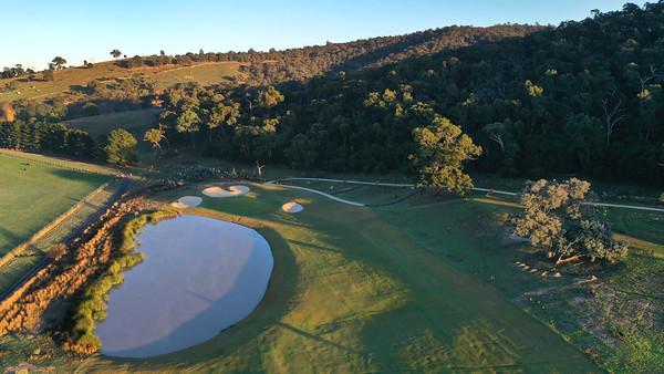 Eastern Golf Club, Victoria, Australia
