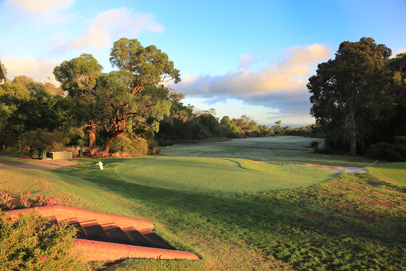 Frankston Golf Club, Frankston, Victoria, Australia