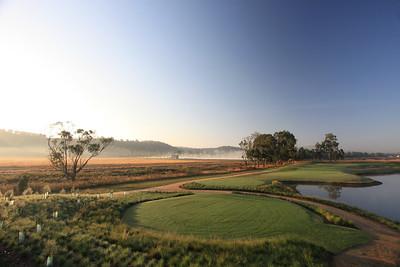 Gardiners Run Golf Course, Yarra Valley, Victoria, Australia