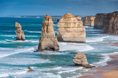 Twelve Apostles at the Great Ocean Road - Victoria, Australia