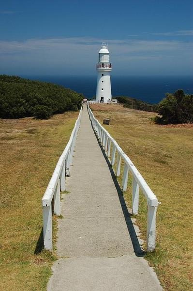 Cape Otway Lighthouse<br /> <br /> Cape Otway-i világítótorony