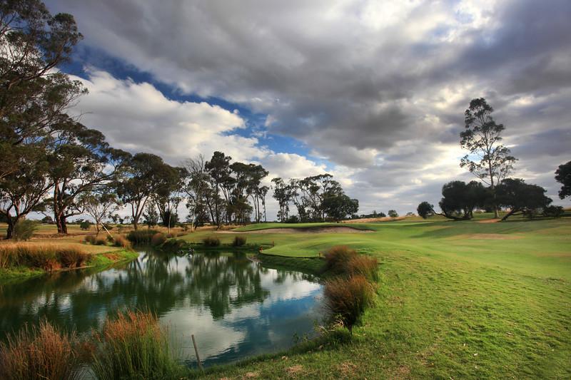 Horsham Golf Club, Western District, Victoria, Australia