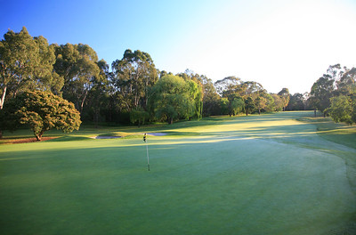 Kew Golf Club, Victoria, Australia