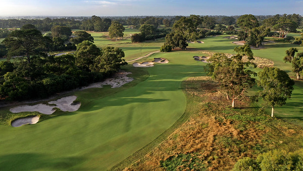 Kingston Heath Golf Club, Victoria, Australia