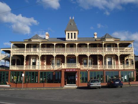 Grand Pacific Hotel, Lorne - Australia